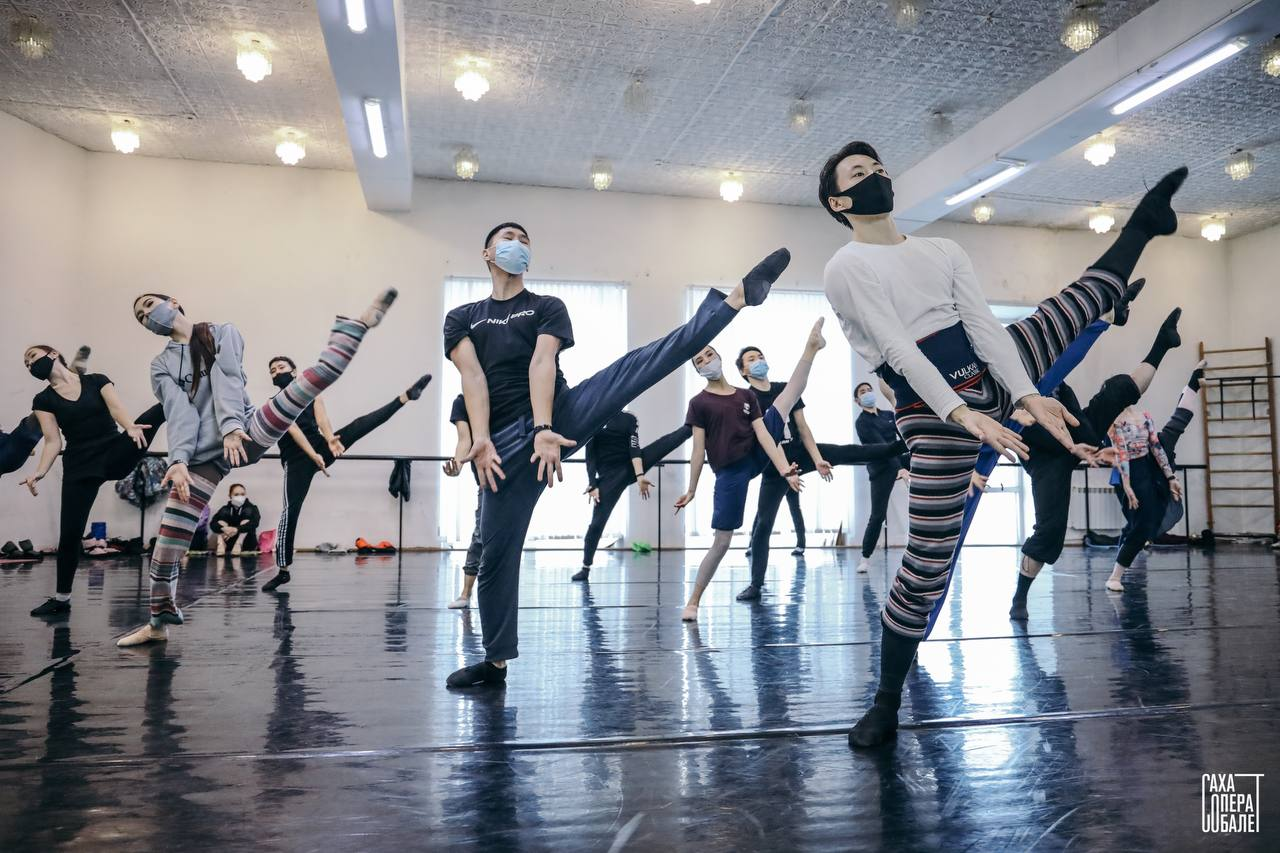 Якутск ждет премьера балета, которая должна была быть представлена год назад