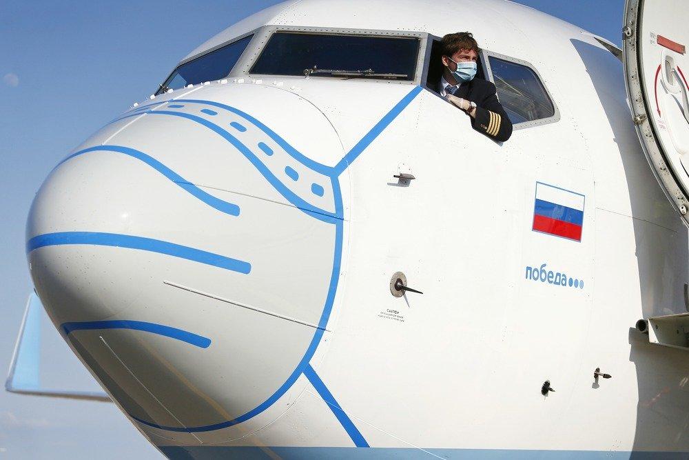 Полет в пандемию. Умные технологии помогут снизить риски для авиапассажиров