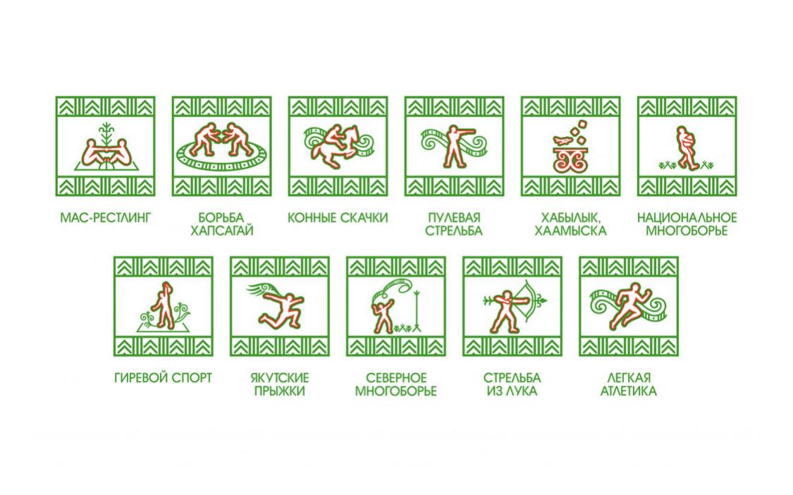 Диана Баишева рассказала, каким будет дизайн пиктограмм Игр Манчаары