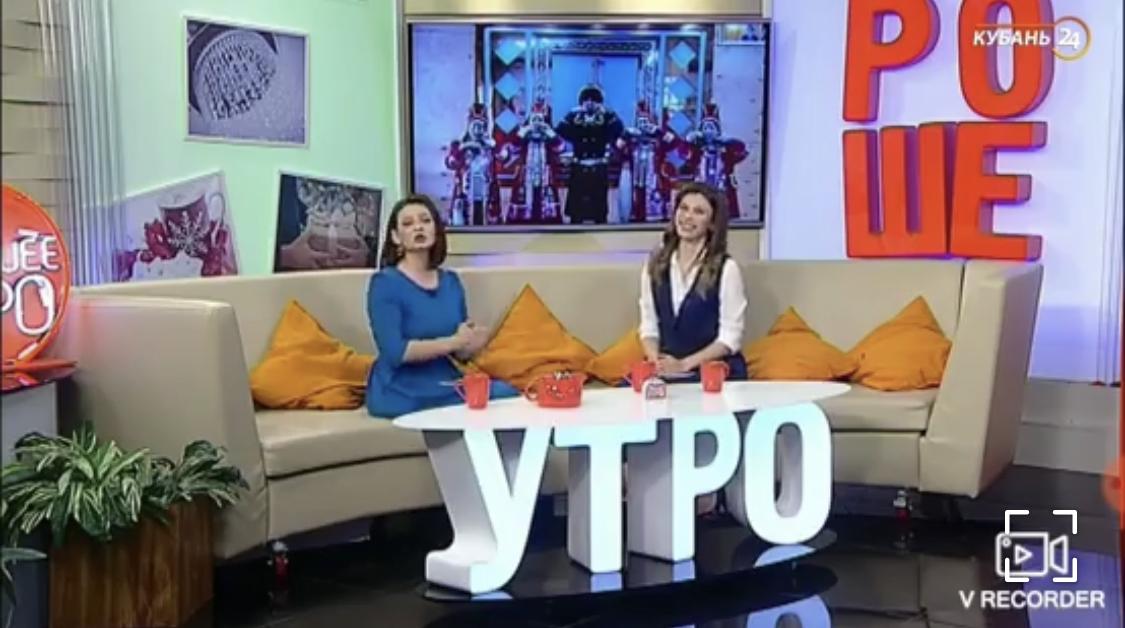 Дружба телеканала Кубань24 и жителей села Ытык-Кюель Якутии началась с буквы «Ы»