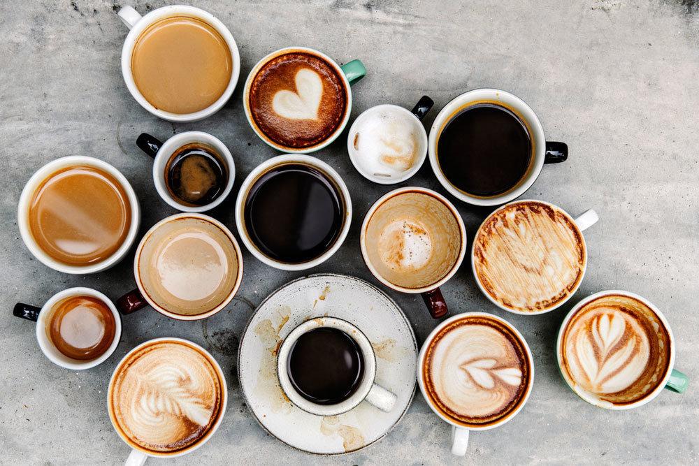 Регулярное употребление кофе уменьшает объем серого вещества в мозге