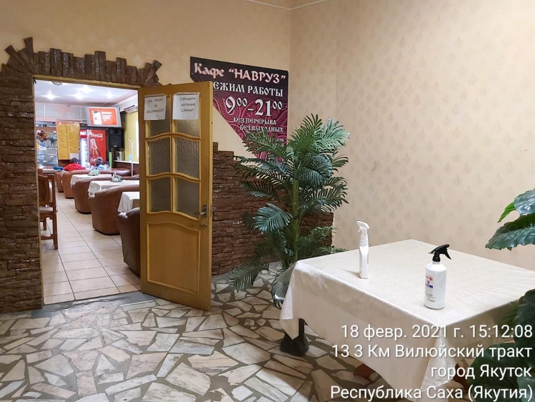 В Якутске проверили соблюдение санитарных правил в торговых центрах