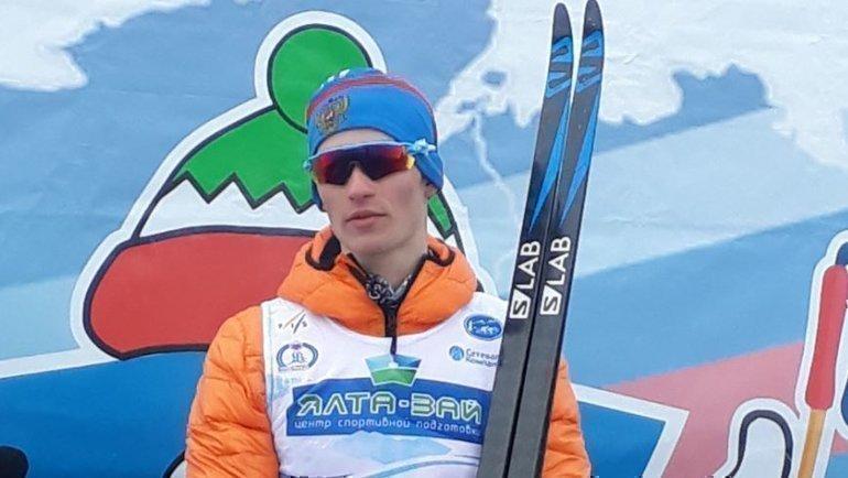 Якутянин пробился в финал чемпионата мира по лыжным гонкам среди юниоров