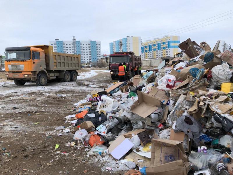 """""""В среднем один человек создает 500 кг мусора за год"""". Когда и какие полигоны построят в Якутии"""