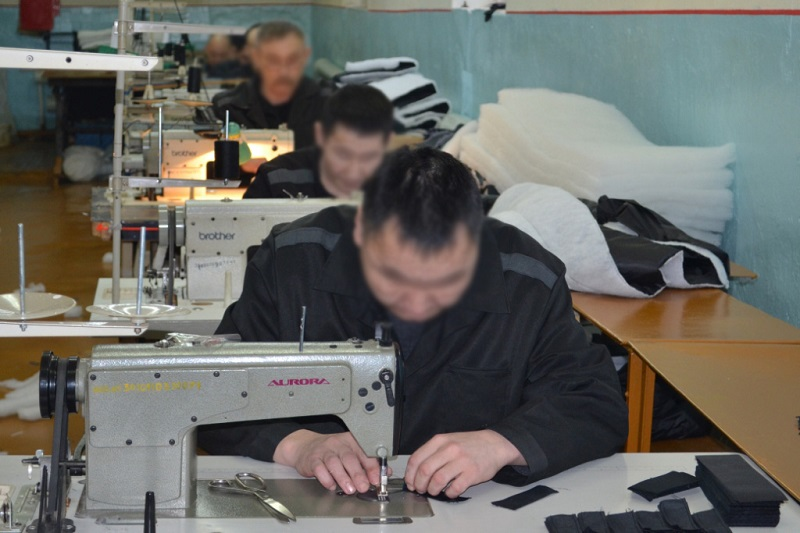 В колониях Якутии выявили нарушения при привлечении осужденных к труду