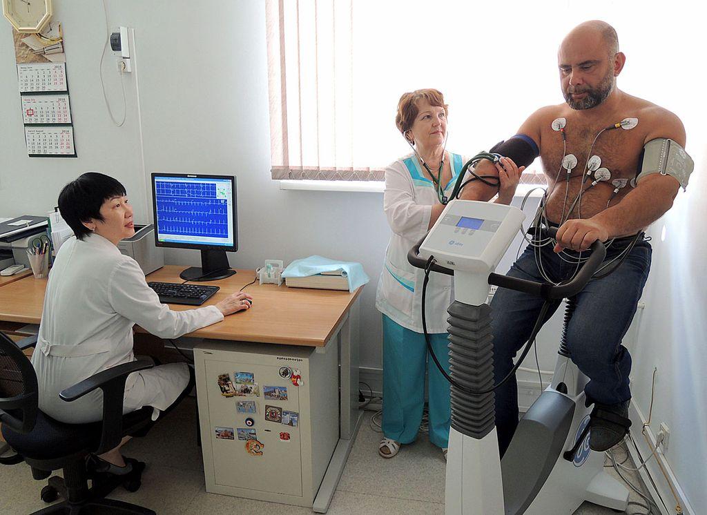 Пройти постковидную реабилитацию можно будет в санатории «Бэс Чагда» в Подмосковье