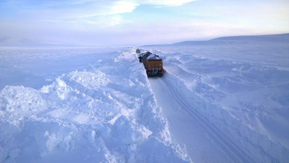 В Якутии устранят отставание по завозу грузов в улусы
