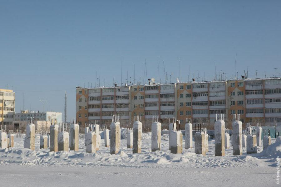 В СВФУ работают над повышением надежности свайных фундаментов в условиях Севера