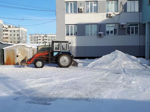 Гостройжилнадзор поясняет, кто должен отвечать за уборку снега на придомовой территории