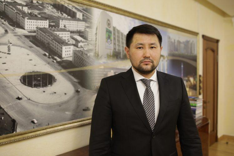 Евгений Григорьев о себе, работе и будущем Якутска