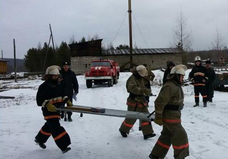 Руководитель Госкомобеспечения Якутии рассказал о деятельности добровольных пожарных команд
