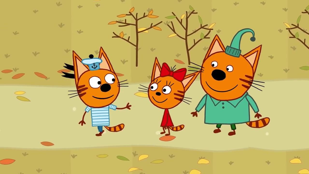 Правообладатель мультфильма «Три кота» подал в суд на якутского предпринимателя