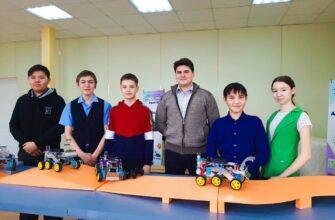 Школьники из районов начали знакомиться с работой классаАгроНТИ