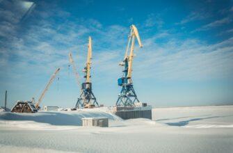 Якутия представила проект создания глубоководного порта в Арктической зоне