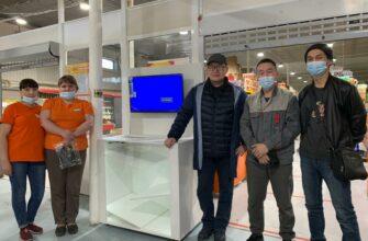 «Тележку добра» установили в магазинах Якутска для помощи престарелым