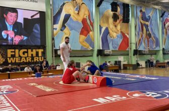 В Москве прошли Всероссийские соревнования памяти Олимпийского чемпиона Романа Дмитриева
