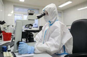 Российские вирусологи изучают новую мутацию в южноафриканском штамме коронавируса