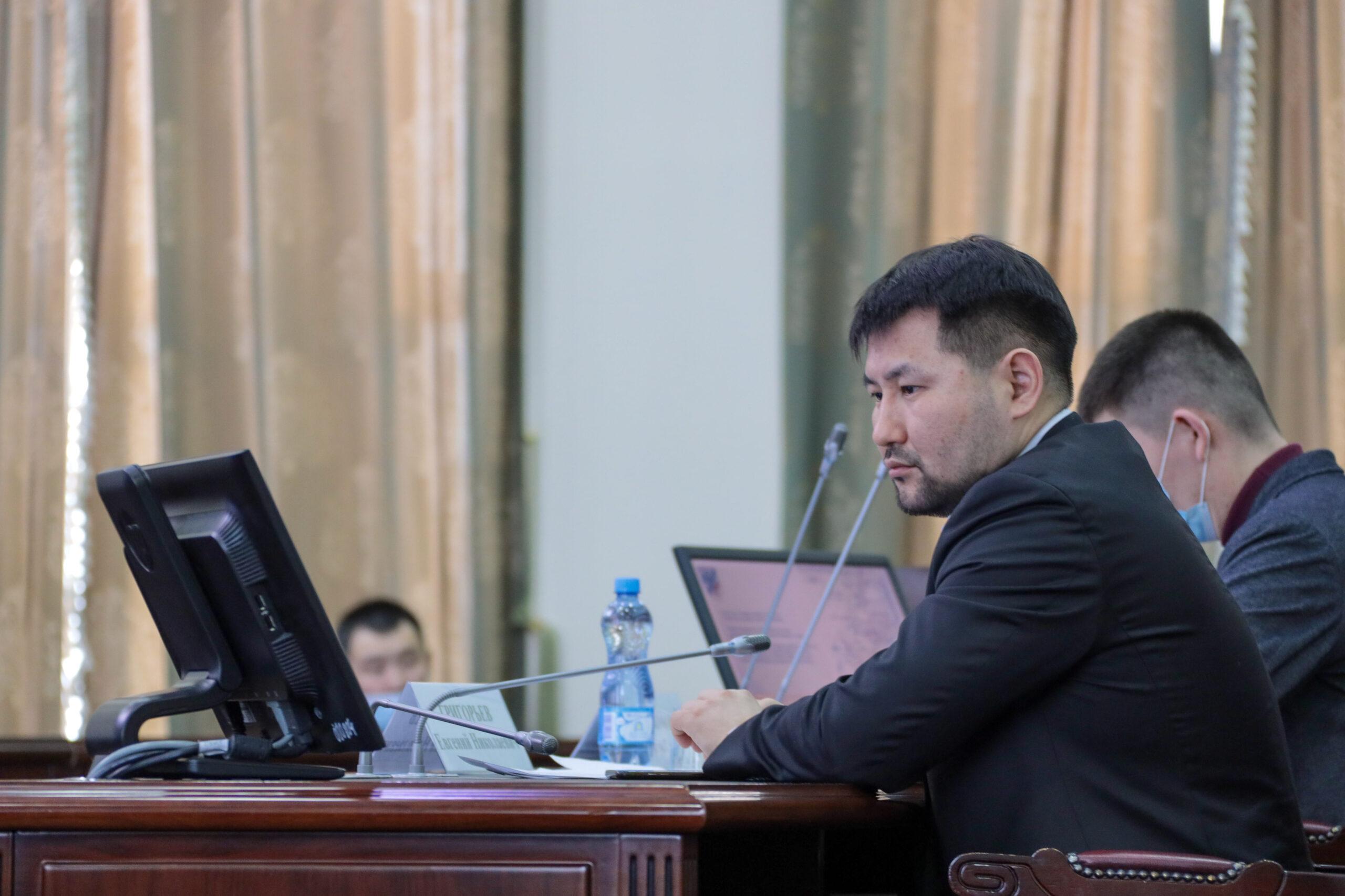 Евгений Григорьев занял первую строчку рейтинга первых лиц столиц субъектов ДФО