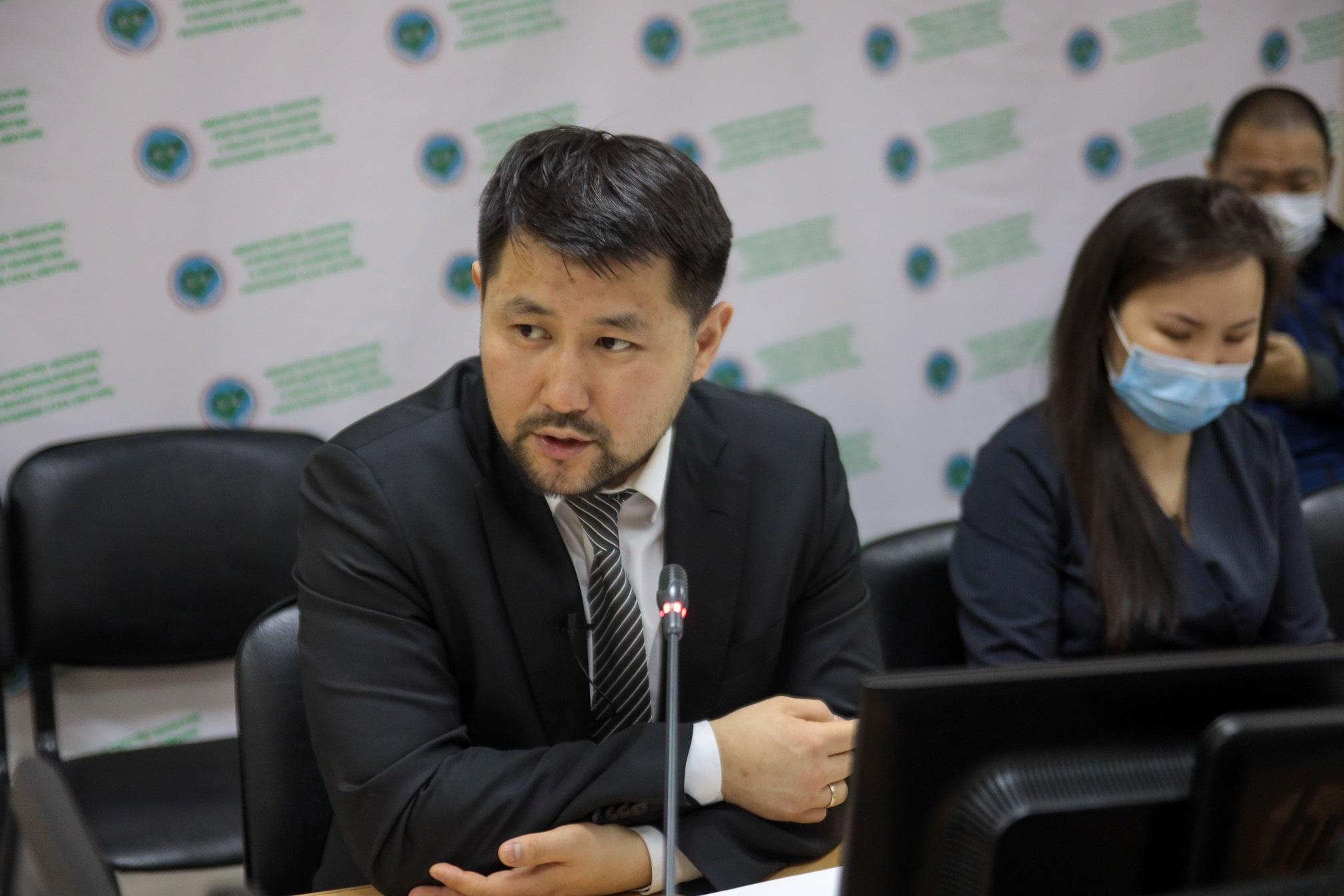 Якутску нужны средства на берегоукрепительные работы для защиты пригородов от паводка