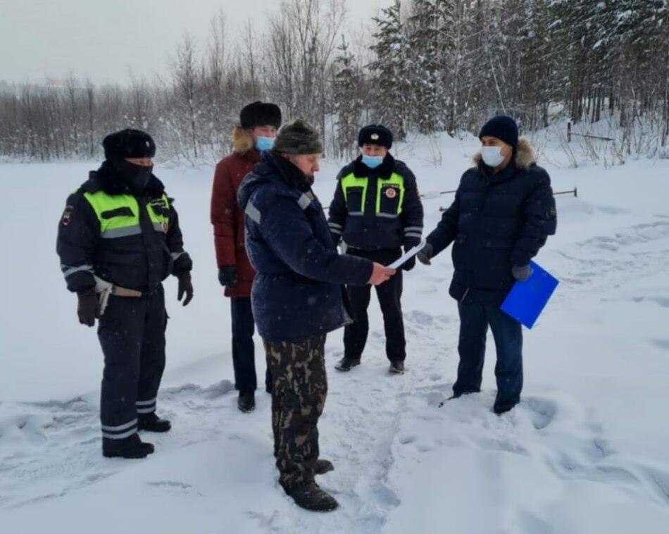 ИнспекторыГостехнадзора и ГИМС в марте проведут 37 рейдов по водоемам и ледовым переправам Якутии