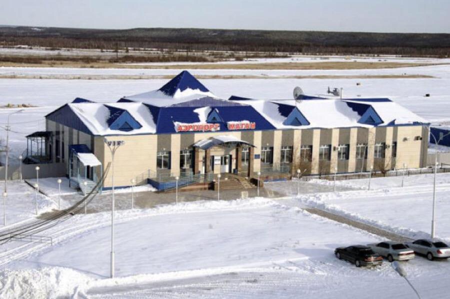 """В аэропорту """"Маган"""" установят аэродромный радиолокационный комплекс"""
