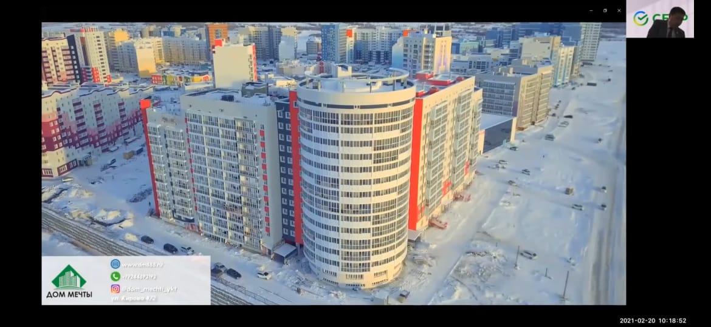 Сбер провел в Якутске ярмарку недвижимости «Встречай весну в новом доме!»