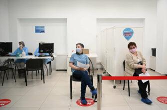Коллективный иммунитет к COVID-19 в РФ может быть достигнут в июле-августе