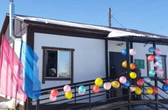 Второй объект здравоохранения ввели в Хангаласском улусе Якутии