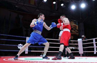 СВФУ на Всероссийских соревнованиях по боксу среди студентов представят три участника