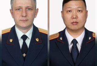 Назначены руководители следственных отделов в двух районах Якутии