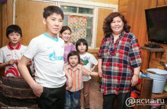 На улучшение жилищных условий семей, имеющих 5 и более детей, выделят 200 миллионов рублей