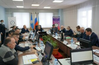 Энергетический потенциал Арктики стал главной темой круглого стола в Тикси с участием президента РАН
