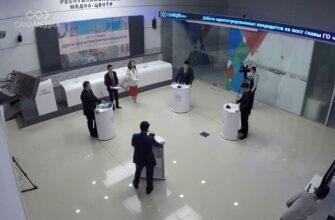 Дебаты: Претенденты на должность мэра Якутска рассказали о том, как будут развивать город