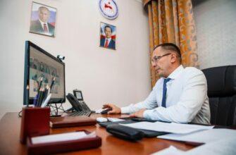 Дмитрий Бердников рассказал о ходе подготовительных работ по строительству Ленского моста