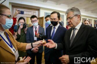 Президент РАН: У Якутии большой потенциал для научно-технологического развития