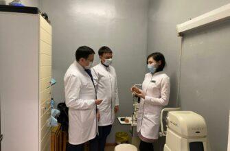 В Алдане открылся филиал республиканской офтальмологической больницы