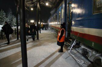 Путешествие по Якутии. От Якутска до Нерюнгри в поезде