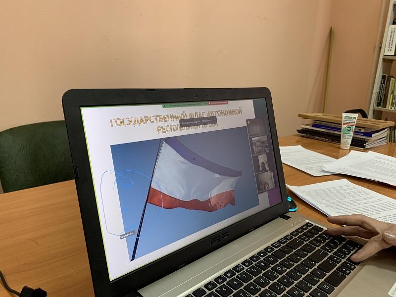 Школьникам Якутска рассказали о воссоединении Крыма с Россией
