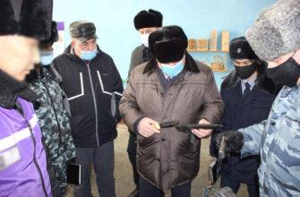 Трудотерапия на зоне. Депутат Ил Тумэн посетил исправительную колонию