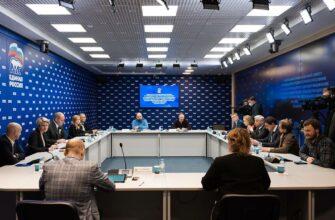 Общественники составляют большую часть оргкомитета предварительного голосования «Единой России»