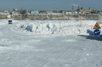 На переправе Мохсоголлох - Качикатцы в Якутии снизили грузоподъемность