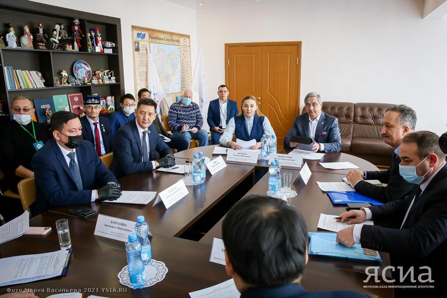 Якутия и Татарстан обменялись опытом реализации государственной национальной политики