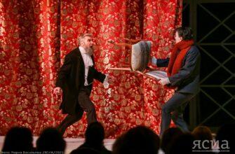 Всегда актуально, или Чем привлекает спектакль «Не все коту масленица» Русского театра в Якутске