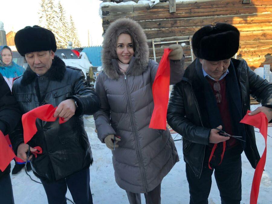 В Якутии построили первый дом из соломенных панелей заводского типа