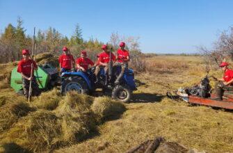 В Верхоянском районе реализуют проект по занятости и летнему отдыху детей Арктики