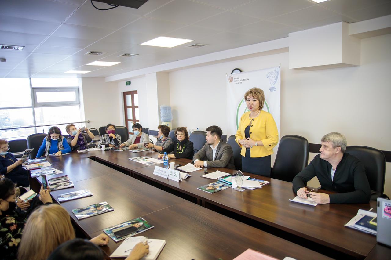 Союз женских организаций выдвинул предложения по развитию Якутска