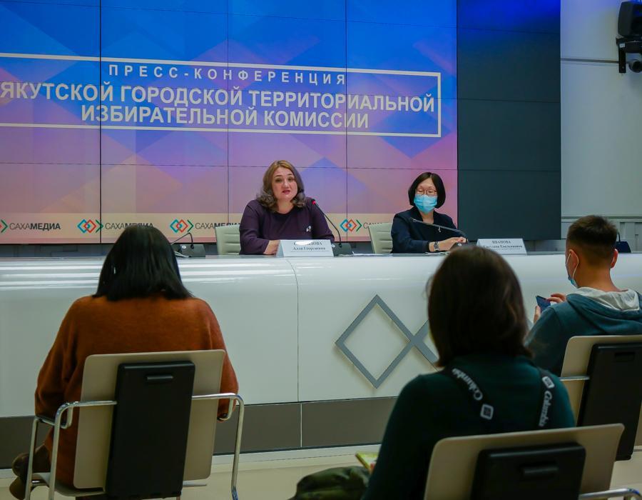 Восемь кандидатов зарегистрировано на выборах главы Якутска