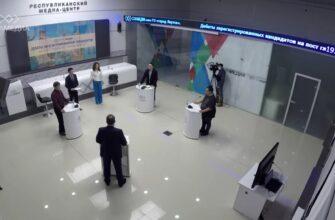 """Онлайн: В медиацентре """"Сахамедиа"""" начались дебаты кандидатов в мэры Якутска"""