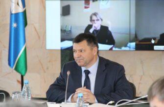 Премьер Якутии Андрей Тарасенко оценил ход реализации нацпроектов в Мирнинском районе