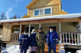 В селе Бердигестях Горного района началось подключение жителей к сетям газоснабжения